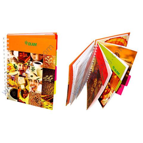 Printing – Offset & Digital – Calendars-Diaries-Notepad PP-CD-012